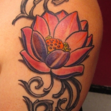 LOTUS FILLIGREE HEALED